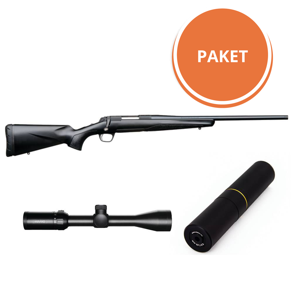 Browning X-Bolt Composite Paket