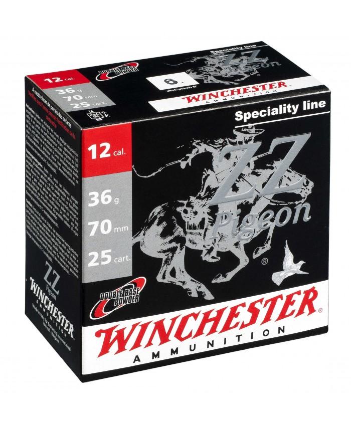 Winchester ZZ Pigeon US6 36g 12/70