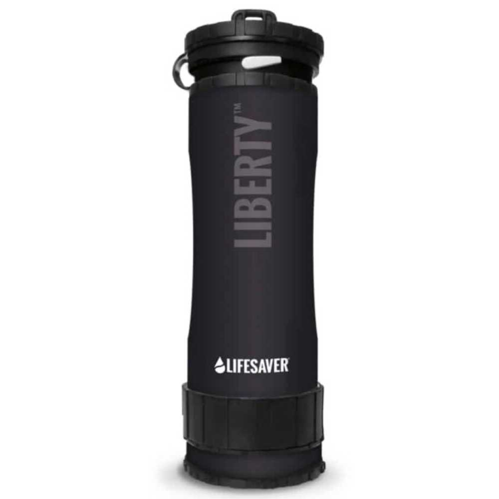 LifeSaver Liberty Bottle Svart