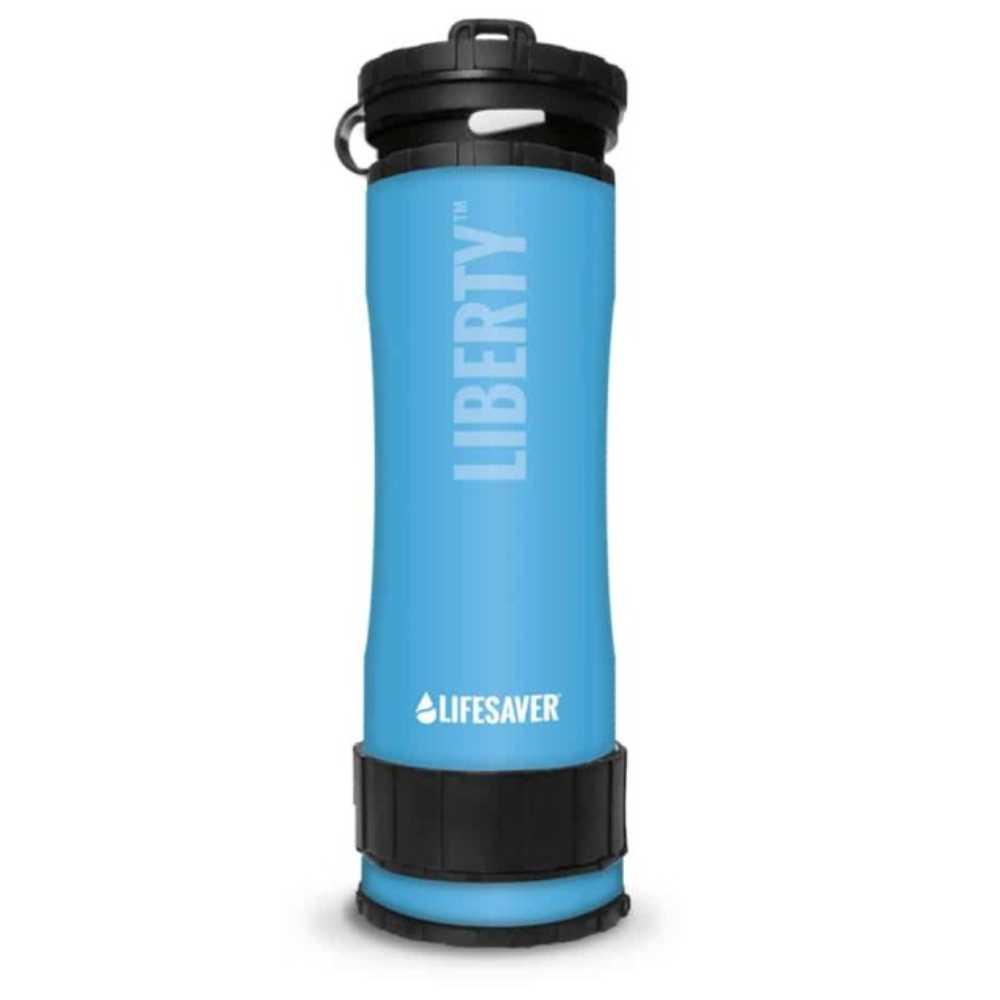 LifeSaver Liberty Bottle Blå