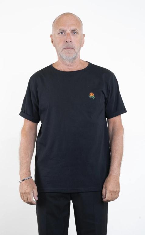 SQRTN CB Sketch T-shirt Black