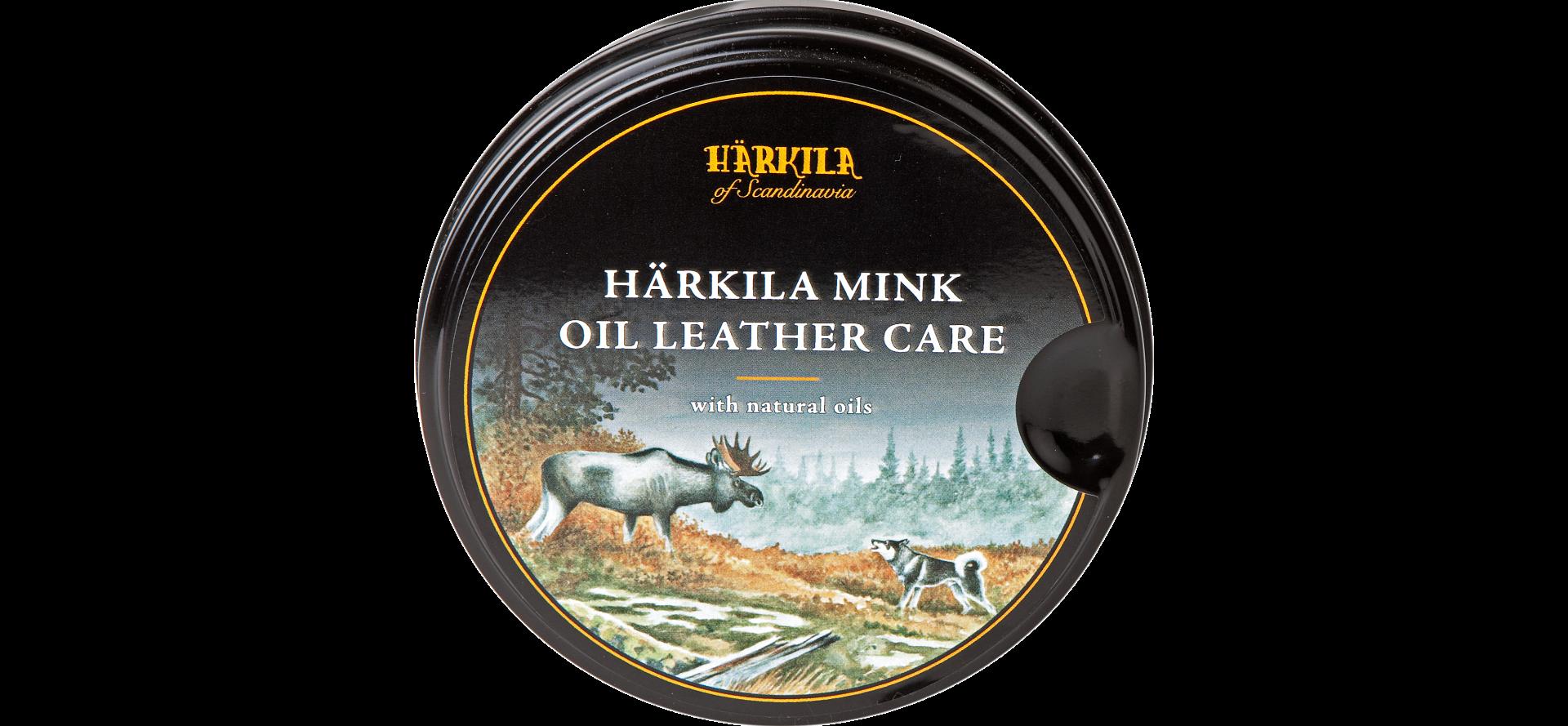 Härklia Mink Oil Leather Care