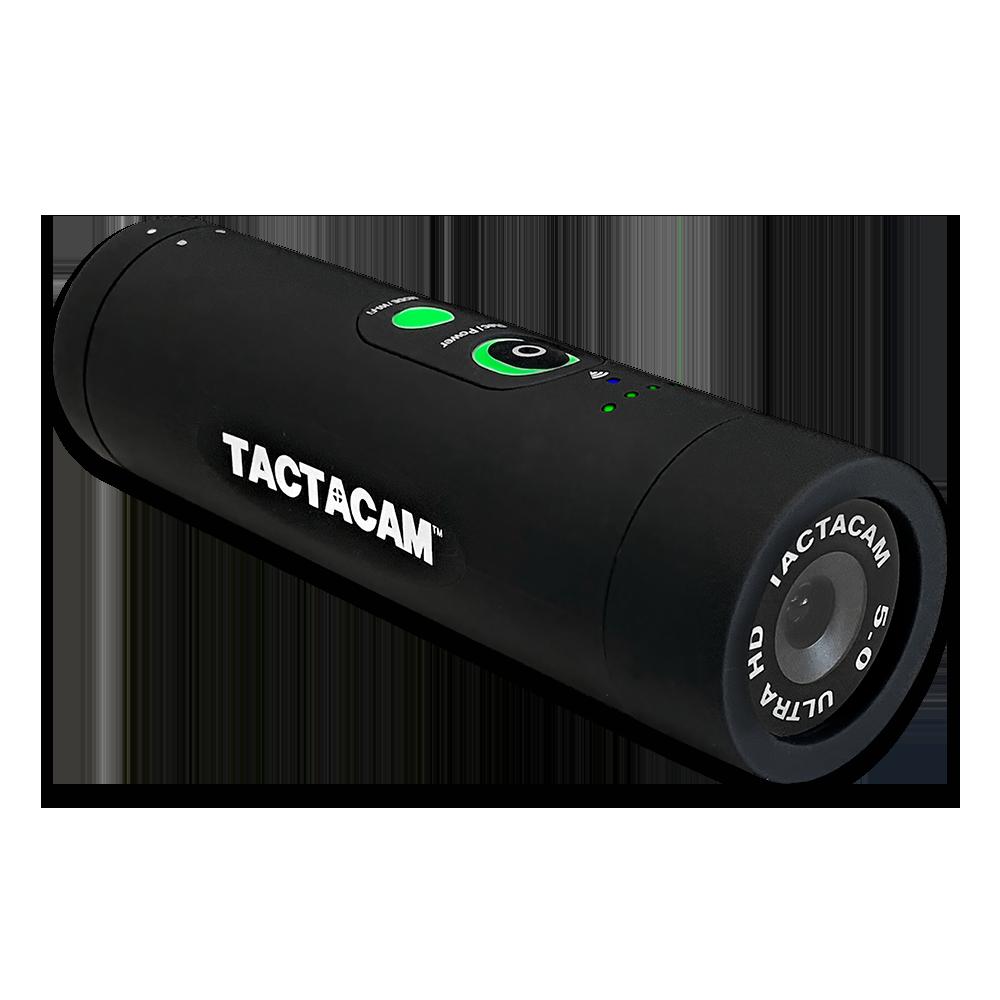 Tactacam Actionkamera  5.0  + FTS paket