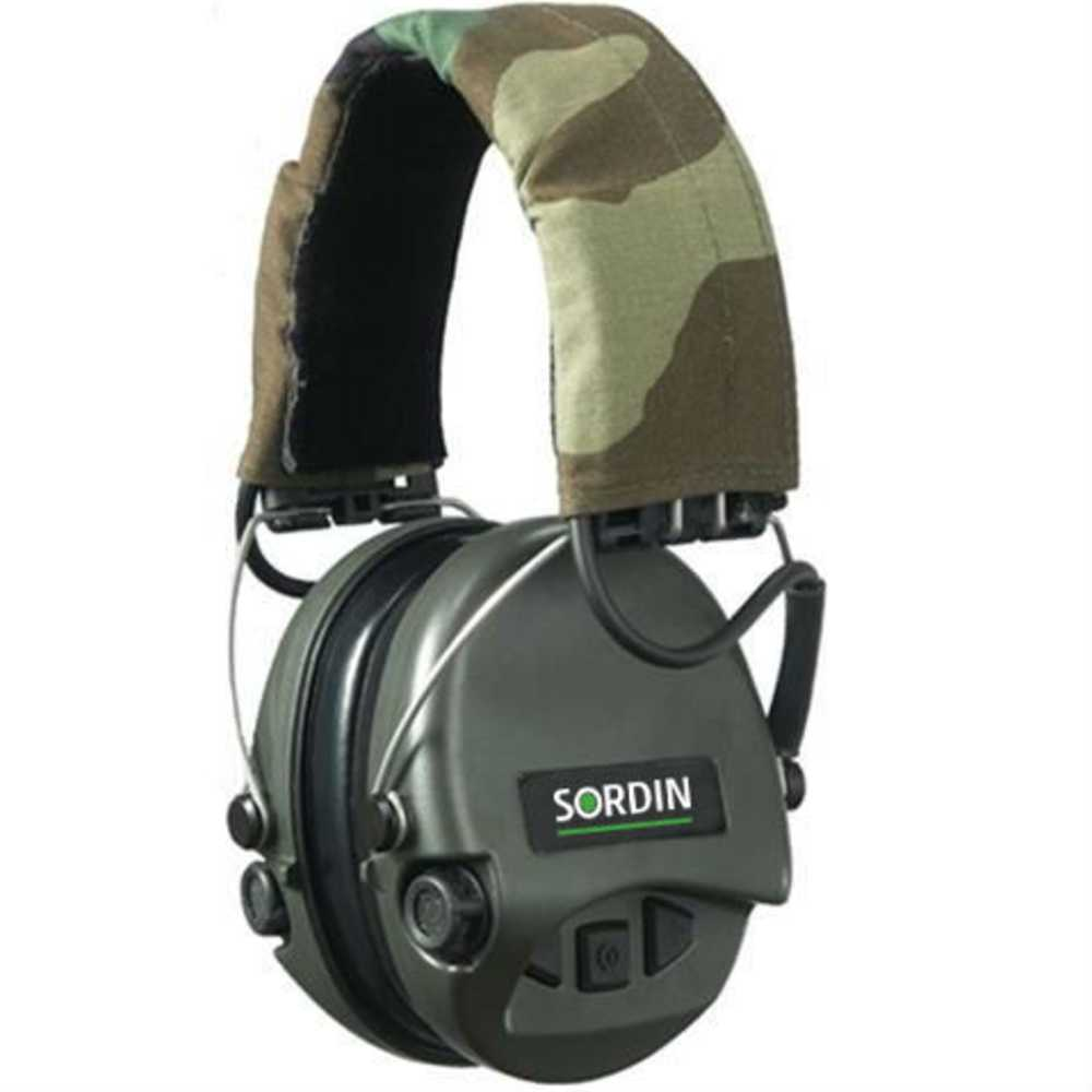 Sordin Supreme Pro X Green