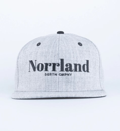 SQRTN Landscape Cap Grey