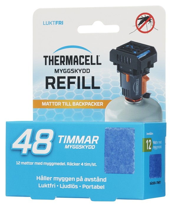 Thermacell Refill Backpacker – 48h