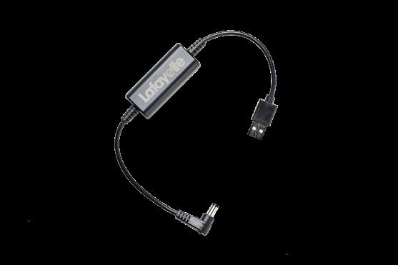 Lafayette Laddadapter för USB
