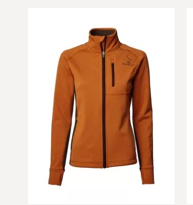 Chevalier Tay Fleece Dam Orange/Brown