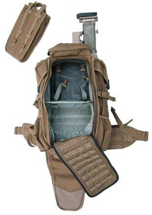 Eberlestock H2 Gunrunner Loden PN Jakt