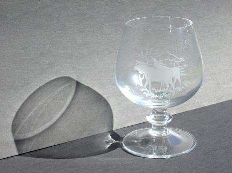 Glas Avignon Cognac