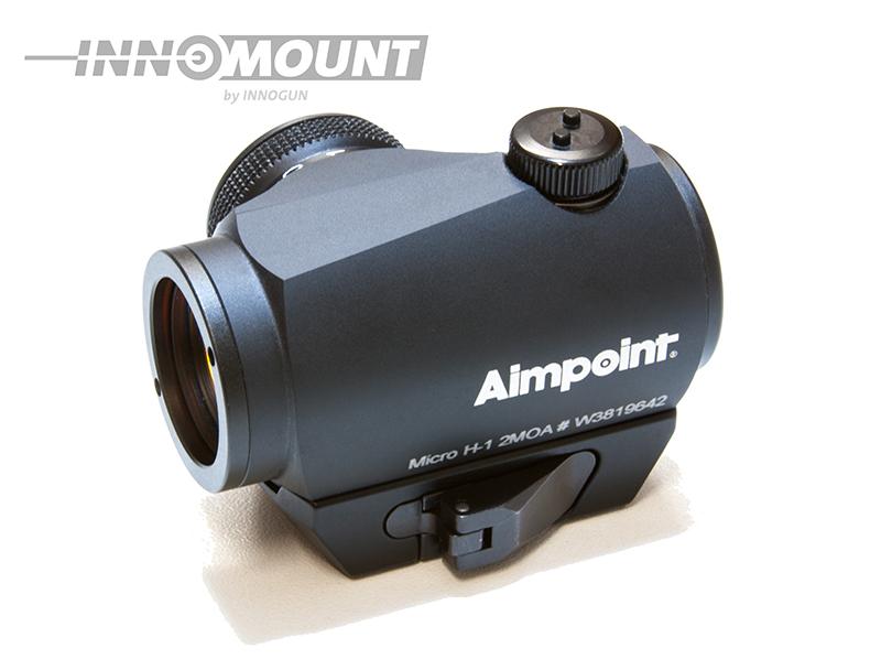 Innomount Slight QR Sauer 303 fäste för Aimpoint H1/H2