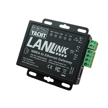 Digital Yacht LANLink, N2K-Ethernet Gateway