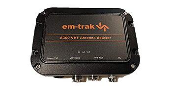 Em-Trak S300 AIS Antenn Splitter