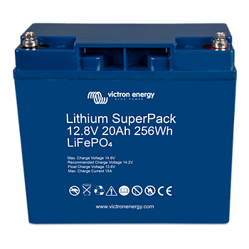 Victron Energy Litium SuperPack 12,8V