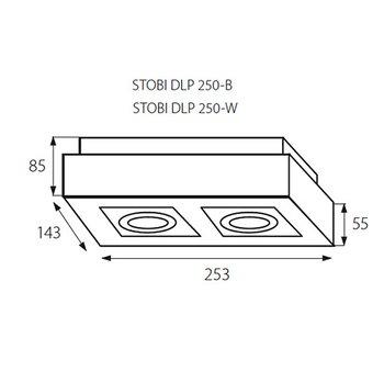 KANLUX Stobi DLP 250-B