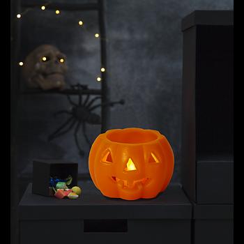 STAR TRADING Halloween Pump LED-värmeljus