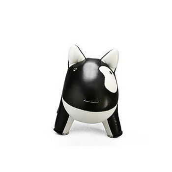 Zuny Mini Dog - black/white