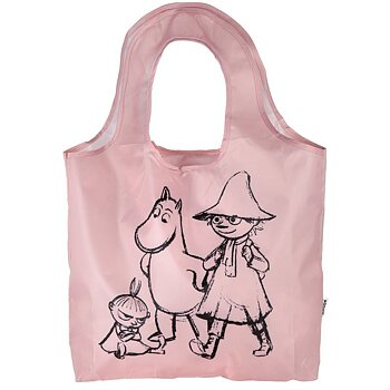 Moomin Shopping Bag Kampsu - Sketch