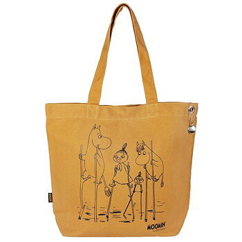 Moomin Nana Bag - River, yellow