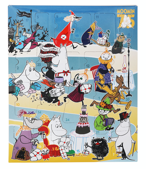 Moomin Advent Calendar 2020