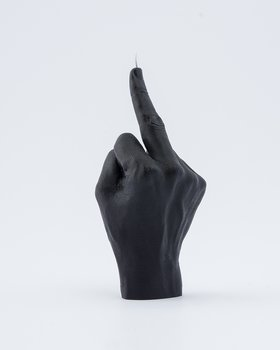 Candle Hand - F*ck You, black