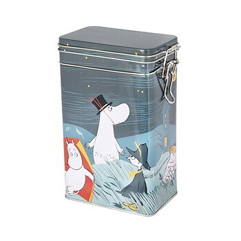 Moomin Storm Coffee Tin