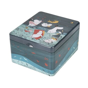 Moomin Storm Tea Tin