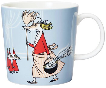 Arabia Moomin Mug - Fillyjonk, grey