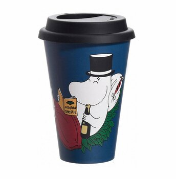 Moomin Take Away Mug - Moominpappa Chilling