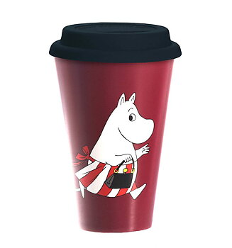 Mumin Take Away Mugg - Moominmamma