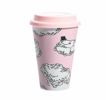 Mumin Take Away Mugg - Moomins Dreaming