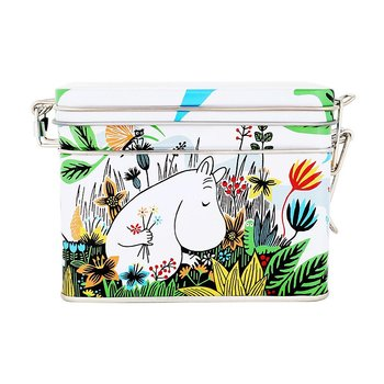 Moomin Meadow Tea Tin