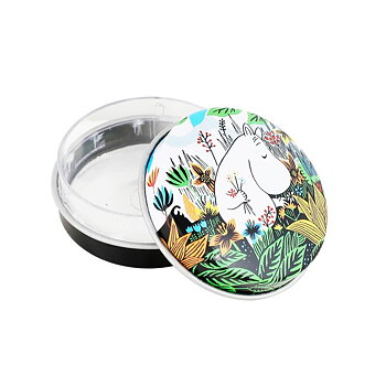 Moomin Meadow Round Tin Box