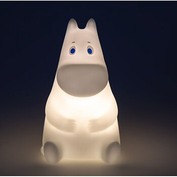 Moomin nightlight, small - Moomintroll