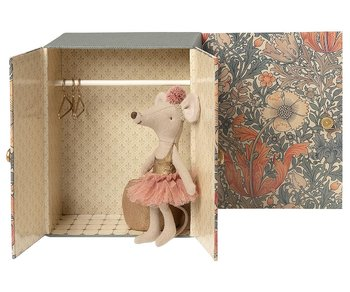 Maileg - Dansstudio med Storasyster mus