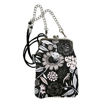 Moomin Vinssi Pouch with Chain - Meadow