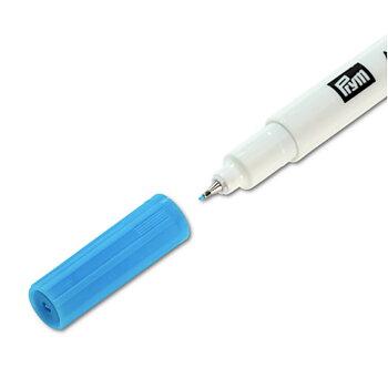 Vattenlöslig tusch blå extra fin Prym 611808 Markeringspenna