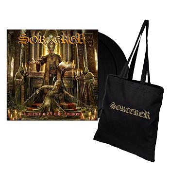 Sorcerer – Lamenting of the Innocent  - 2 LP Black vinyl (Tote Bundle)