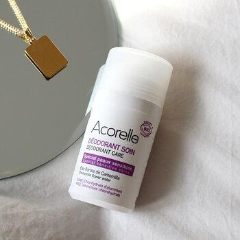 Acorelle Sensitive Skin Deodorant 50ml