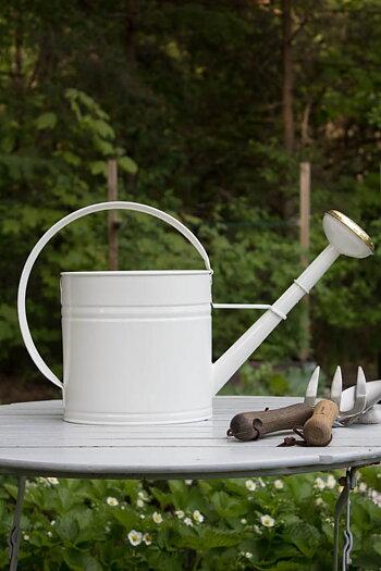 GardenMind Watering Can Matt White 4L