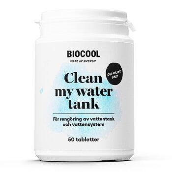 Biocool Clean my water tank, 50 tbl
