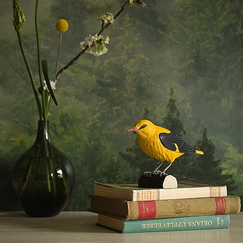 DecoBird Loriot d'Europe