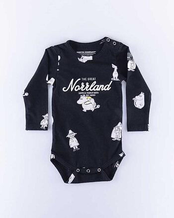 Great Norrland Mumin Black Body