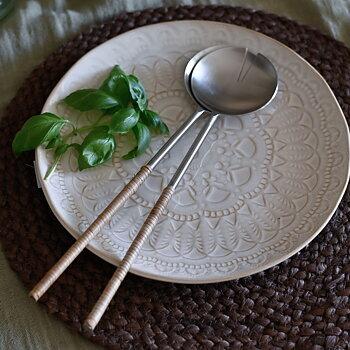 Salladsbestick bambu - Affari