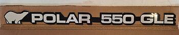 Emblem Björn-Polar-550GLE