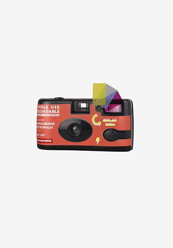 Kamera, Simple Use Lomochrome Metropolis Färg