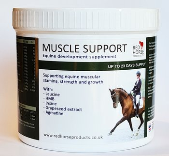 Red Horse Muscle Support