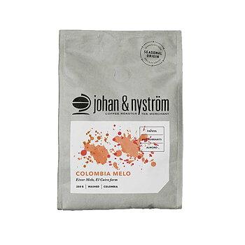 Johan & Nyström - Colombia Melo - Mellanrostade hela kaffebönor - 250g