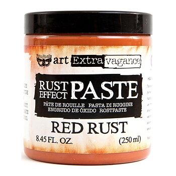 Finnabair Art Extravagence Rust Effect Paste  -  Red Rust