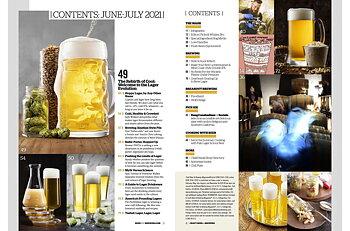 Craft Beer & Brewing: The Rebirth of Cool (Jun-Jul 2021)
